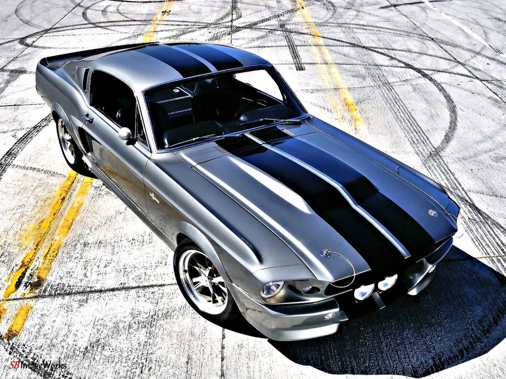 fullthrottleauto: 1967 Ford Mustang Shelby Cobra GT500 Eleanor (by AceOBase~Thank You for 4 million views!!)