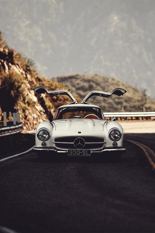 mistergoodlife: Mercedes Benz 300SL Gullwing   Mr. Goodlife