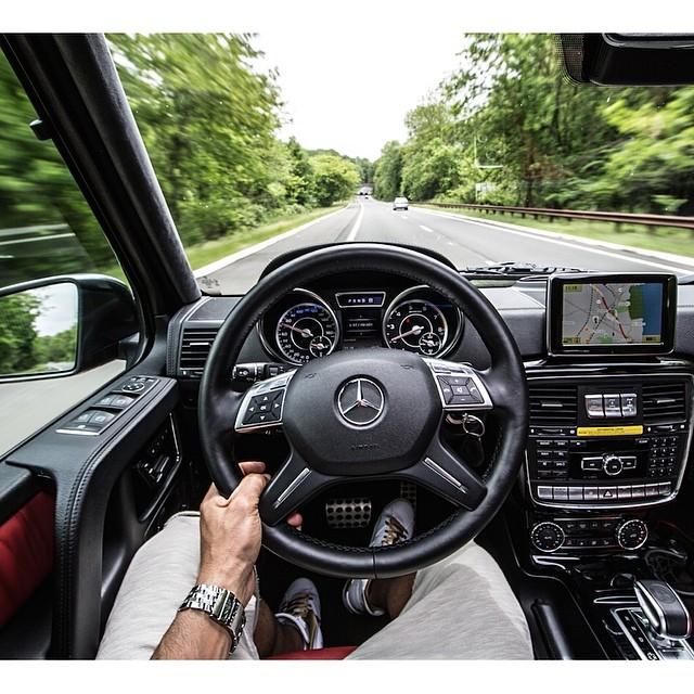 drivingbenzes: Mercedes-Benz G 63 AMG 2014