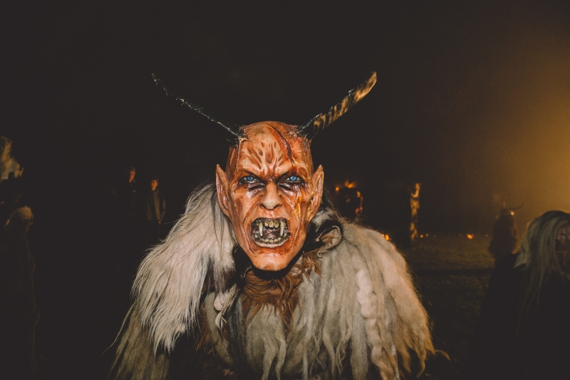 Perchten Krampus