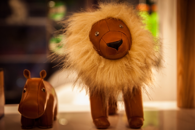 Lion MUR