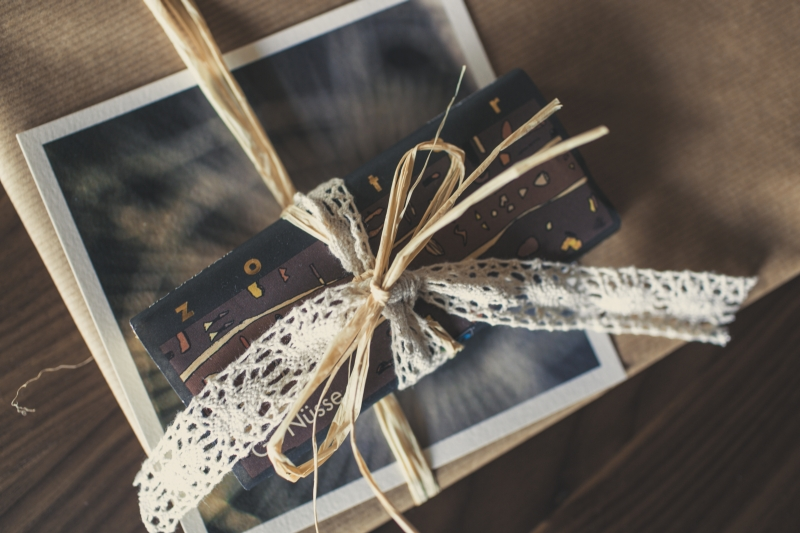 gift wrapping photo book