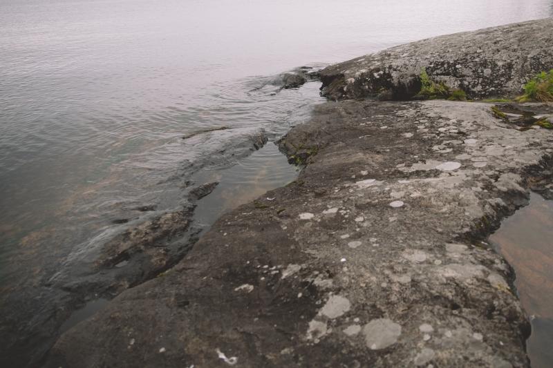 Finland Tampere lake Näsijärvi