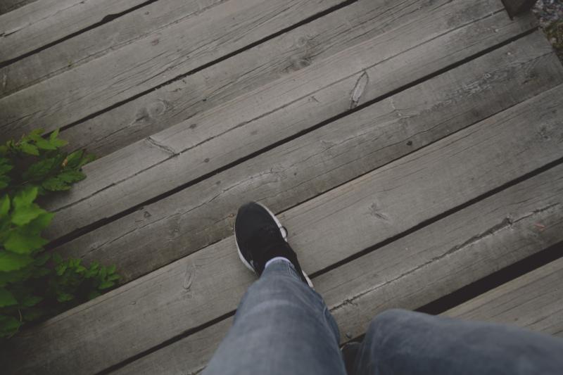 Tampere Pispala wooden houses walk