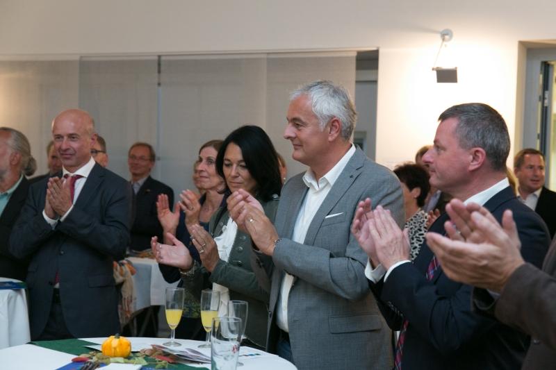 Treibacher Industrie AG Vernissage Begenung von Industrie und Kunst in Althofen 29.09.2016