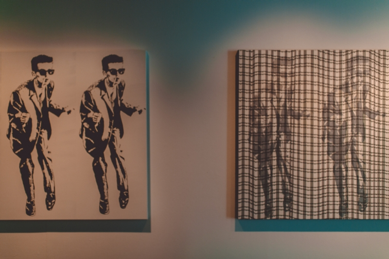 David Reumüller Johnny Silver Neue Galerie Graz Johannes Silberschneider art