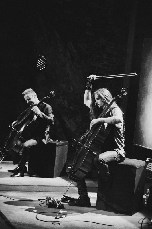 Apocalyptica Graz Fotos 09.07.2017 Kasemattenbühne Blue Moon Entertainment