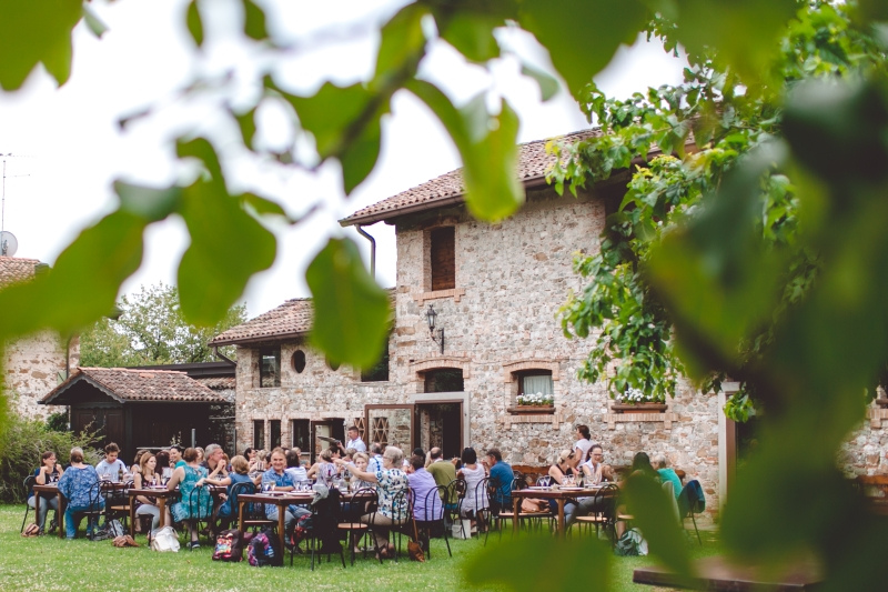 Il Vagabondo Resort Buttrio wedding place Italy Martina Margarete Berger Photography