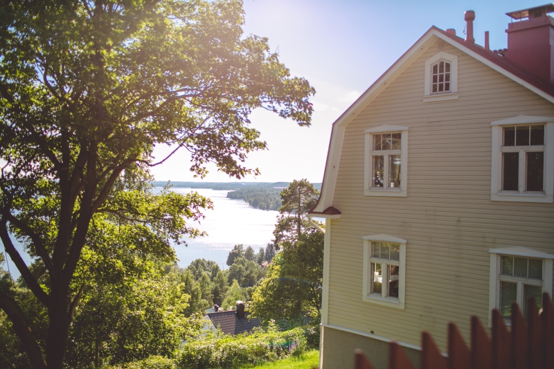 Finland Tampere tourist Pispala Martina Margarete Berger Fotografin