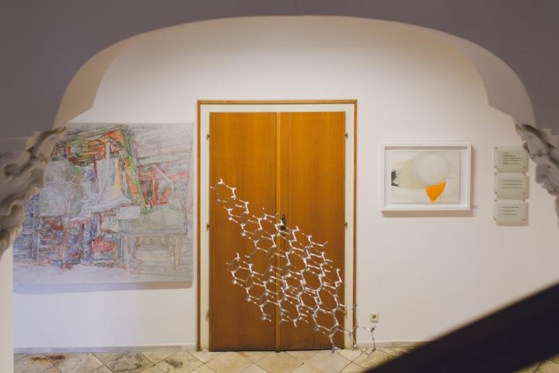 Treibacher Industrie AG Kunst im Werk Ausstellung 17.10.2017 Althofen Vernissage