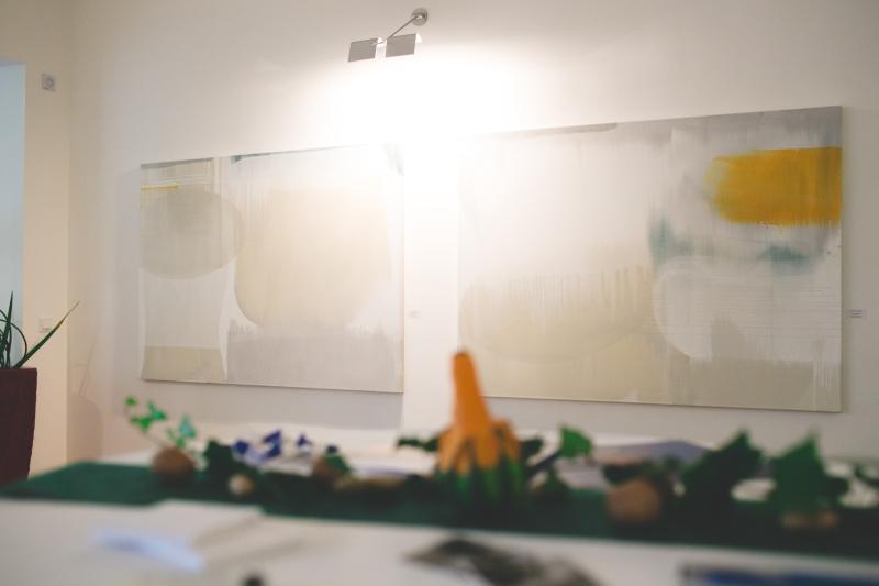 Treibacher Industrie AG Kunst im Werk Ausstellung 17.10.2017 Althofen Vernissage Ulrich Plieschnig