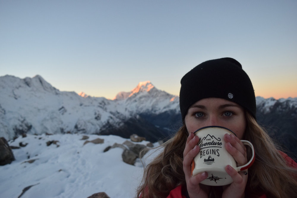 Kourtney's Adventure Through New Zealand
