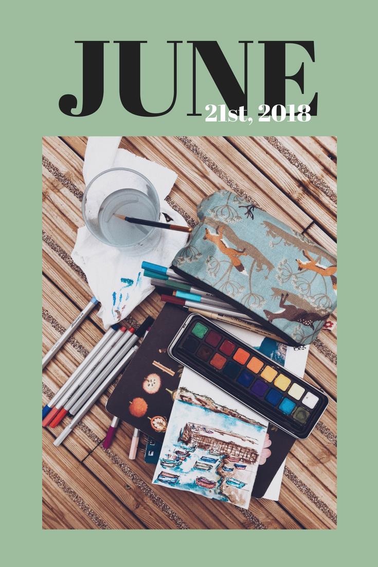 June 21st, 2018 Newsletter