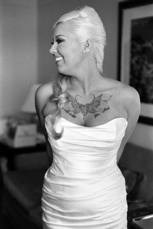 tatoo bride