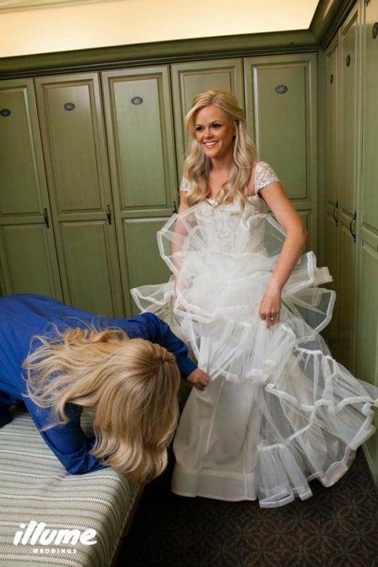 PVCC bride