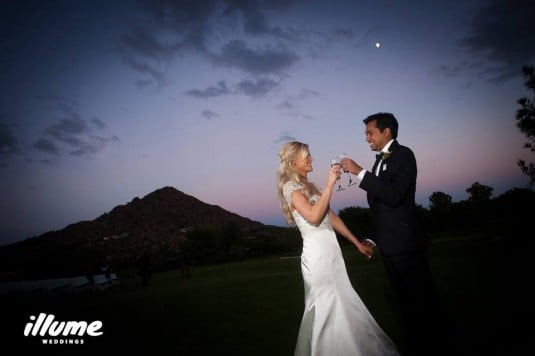 az camelback wedding