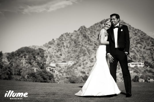 wedding paradise valley