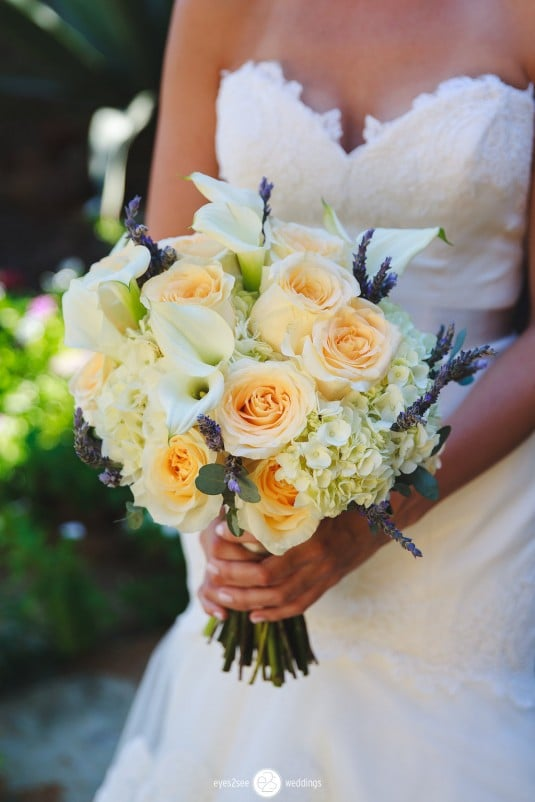 arizona brides bouquet