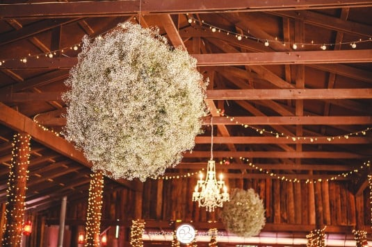 arizona wedding decor