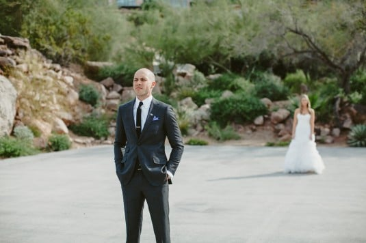 arizona wedding groom
