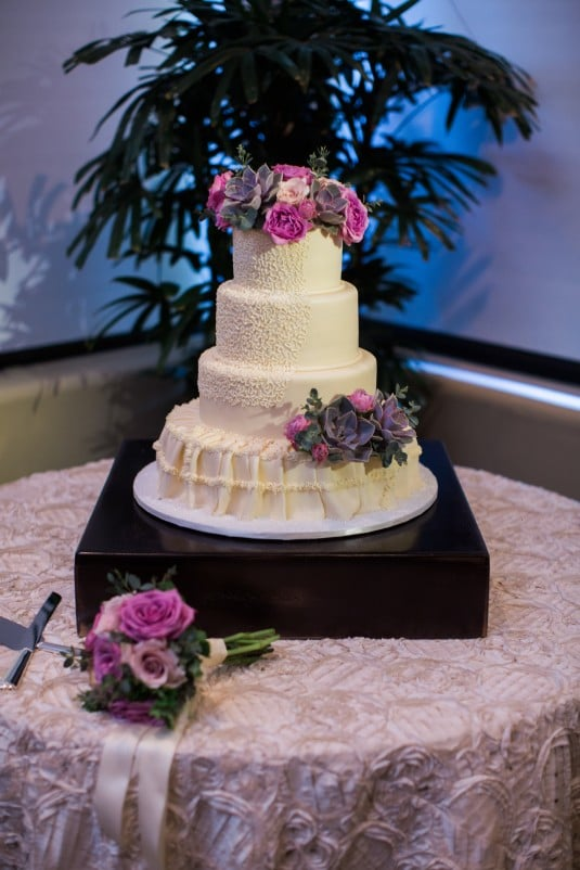 arizona wedding cake