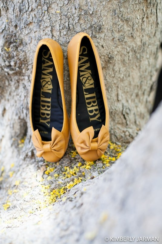 Wedding flat shoes