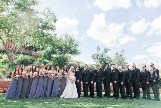 phoenix bridal party