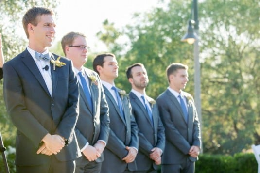 wedding groomsmen