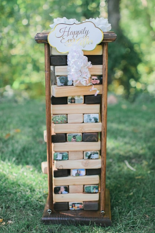 Wedding Janga blocks