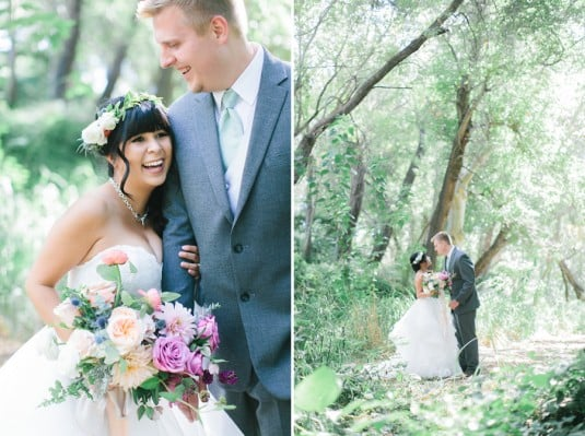 sedona bride and groom