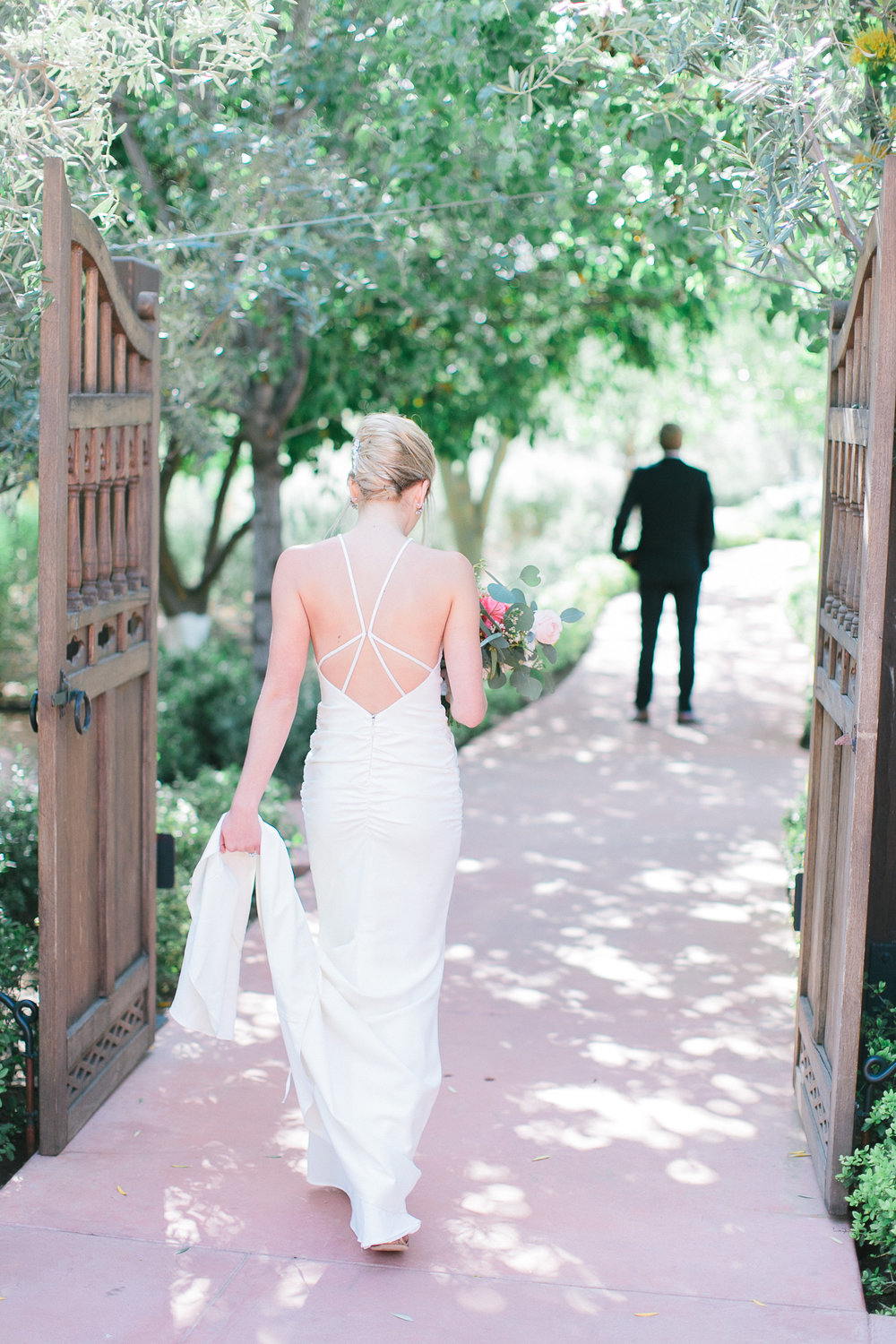 el chorro wedding scottsdale wedding planner arizona bride groom dress