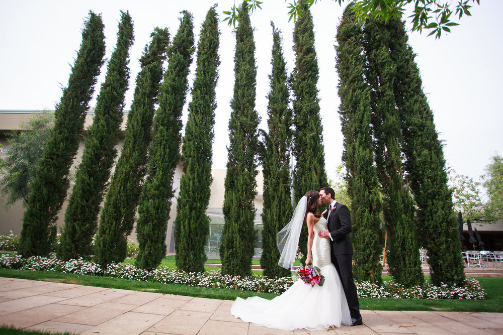 wedding, Arizona wedding, art museum wedding, wedding planner, wedding lighting, Phoenix-Scottsdale-Arizona-Wedding-Planner-Wedding-Venue-Destination-Wedding-Planner, bride, groom