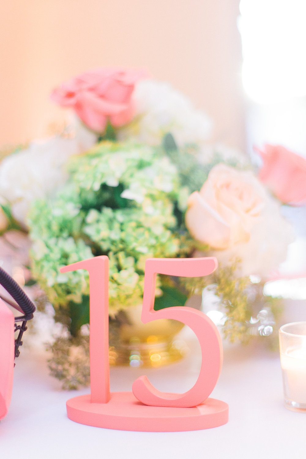 wedding, arizona wedding, wedding dress, bride, wedding planner, phoenix wedding planner, scottsdale wedding planner, table numbers, coral wedding