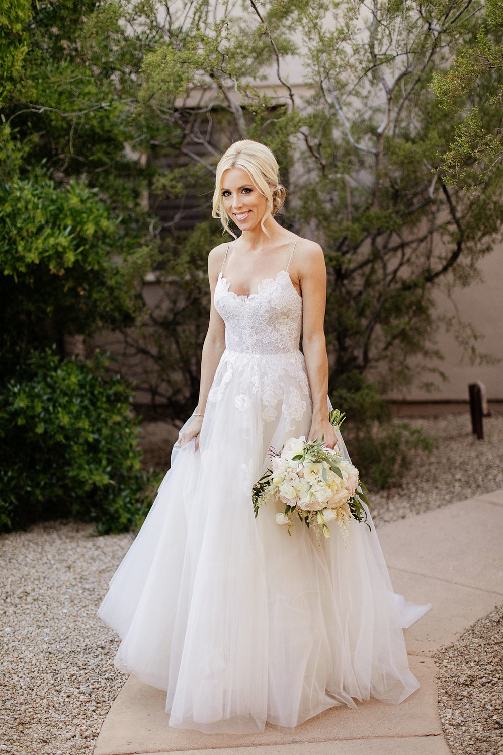 arizona wedding planner bride