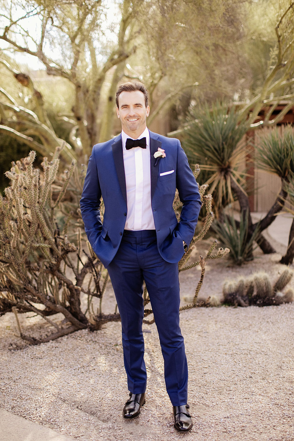 Arizona wedding planner groom