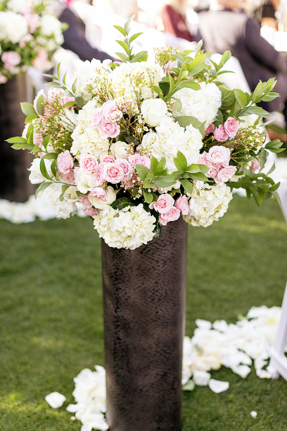 arizona wedding ceremony flowers