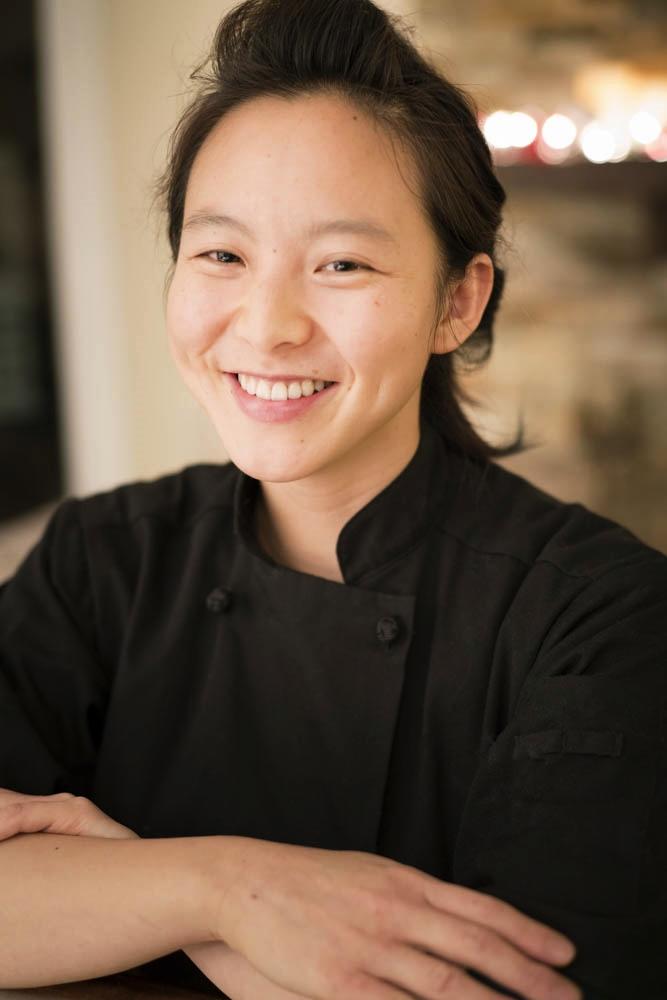 Chef Angela Huang