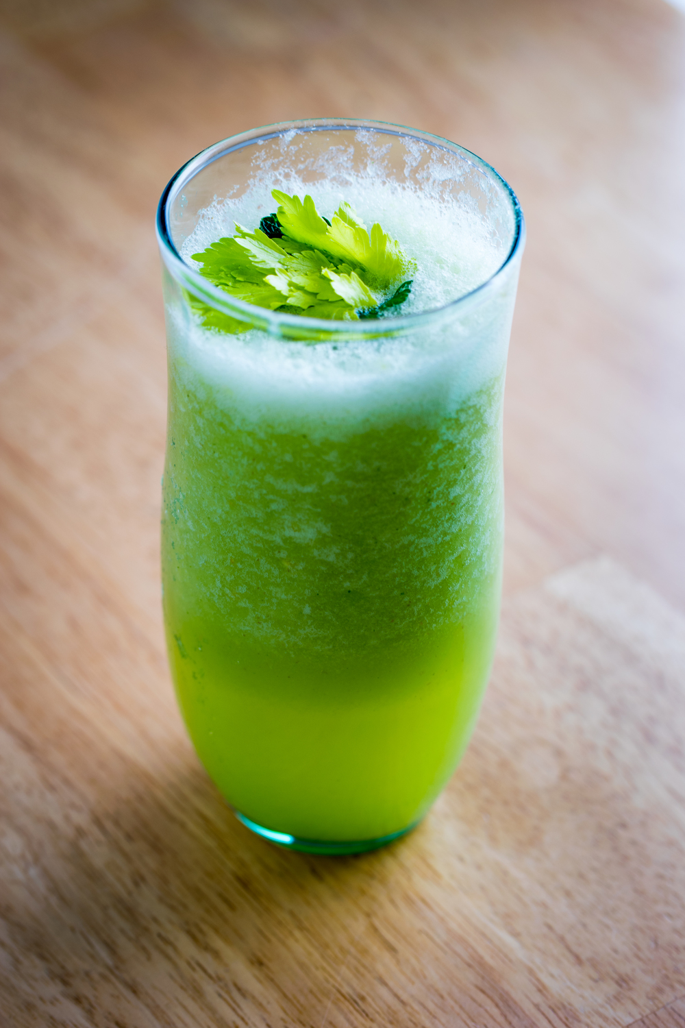 Cucumber Lemon Celery Refresher