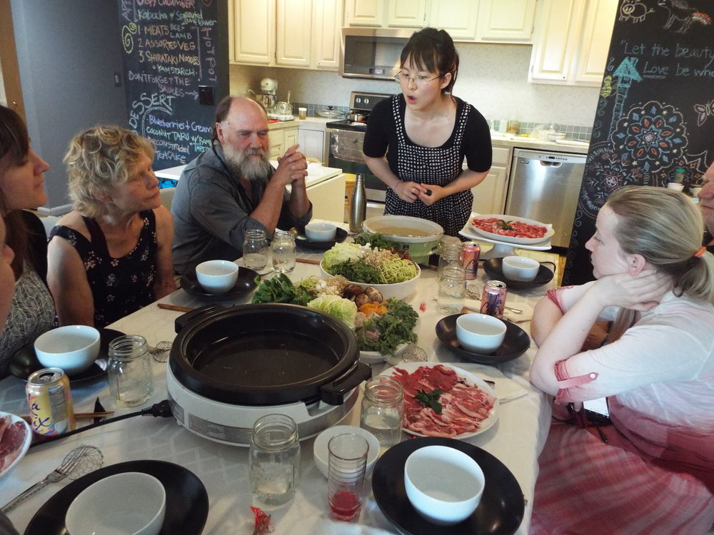 Paleo Hot Pot Group Event