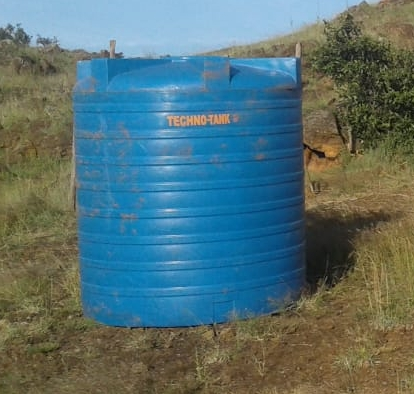 Water Tank -