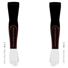 Fleece Lite Arm Warmer (unisex sizing) $36.  Click on image for more details including a size chart.