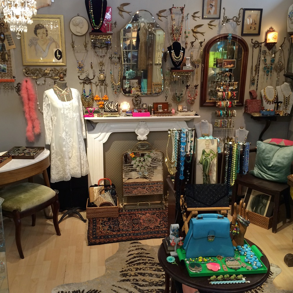 Reverie vintage jewelry boutique