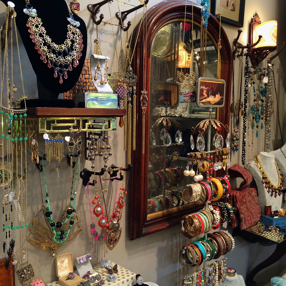 Reverie vintage jewelry boutique NYC