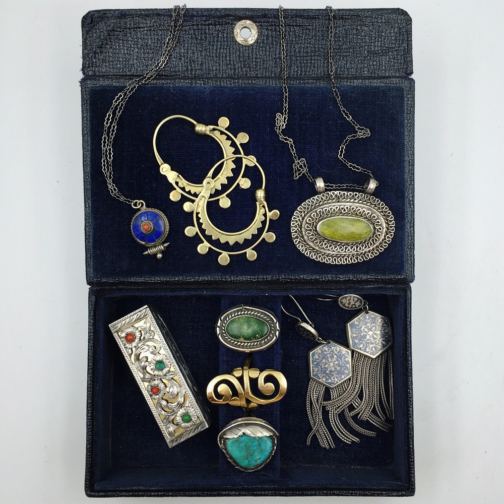 vintage boho jewelry, vintage jewelry nyc, antique jewelry nyc, reverie vintage nyc