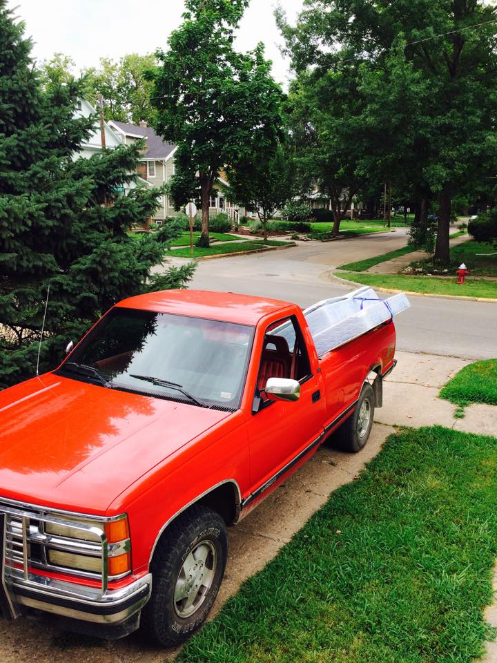 Harrison's 1992 Chevy