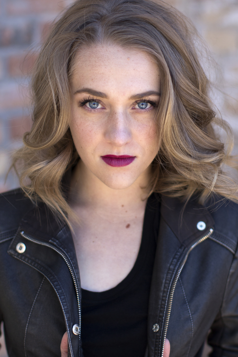 Allie Rae Treharne, who plays Jamie in Secondhand Hearts
