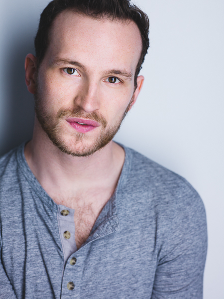 Ben Isaacs, who plays Ben in Secondhand Hearts.