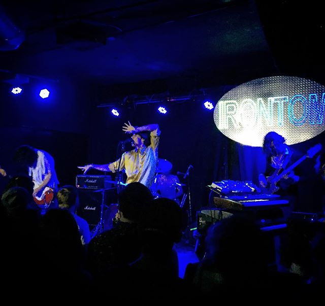 @irontomband residency at @thesatellitela