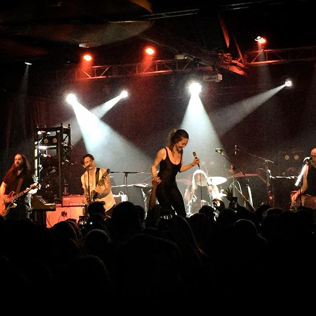 @julytalk SLAYED Phoenix!  They are leaving this place just a little bit hotter! #picturinglove