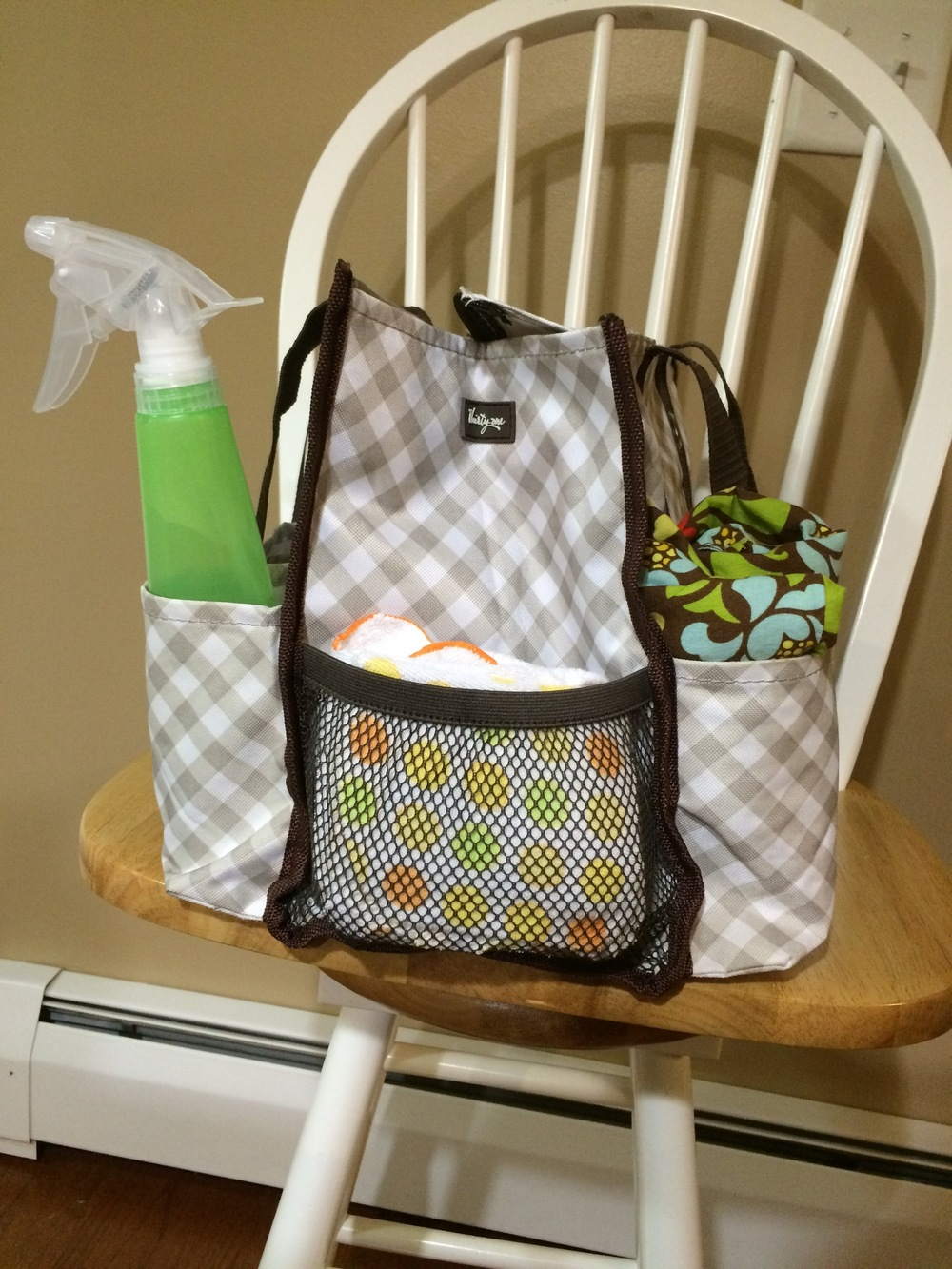 Diapering husband for bed - In Each Diaper Bag 6 Diapers 2 Nap Diapers 8 10 Wipes Spray Bottle 2 Wet Bags Tylenol A Back Up Outfit Including Socks Because I Have A Fear Of One